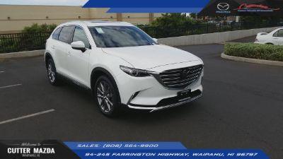 2018 Mazda CX-9 Grand Touring (Snowflake White Pearl Mica)