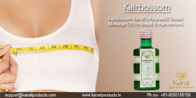 Kairbossom Herbal Breast Enlargement Oil – A Healthy Way for Breast Enlargement