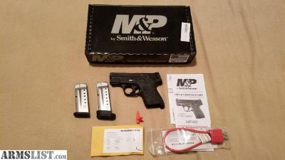 For Sale: S&W M&P Shield 9mm