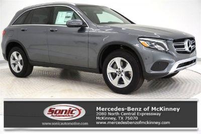 2018 Mercedes-Benz GLC (Selenite Grey Metallic)