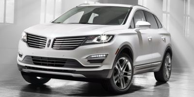 2017 Lincoln MKC Select FWD (Red)