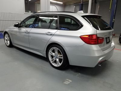 2015 BMW 3-Series 328d XI Wagon Msport (Silver)