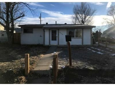 2 Bed 1 Bath Foreclosure Property in Commerce City, CO 80022 - Birch St