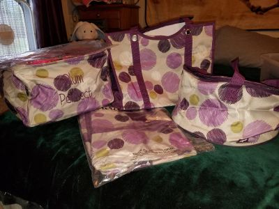 Thirty one, plum perfect lot