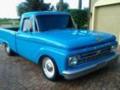 1966 Ford F-100 Fully Restored