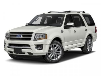 2017 Ford Expedition XLT (Red)