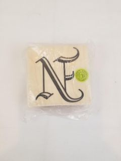 #2 old english n stamp new