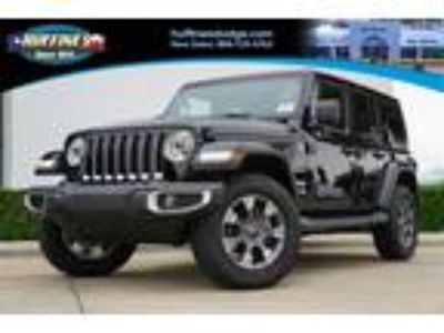 "2018 Jeep Wrangler Unlimited Sahara Retail ""NT"""