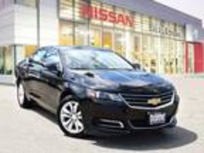 Used 2018 Chevrolet Impala Mosaic Black Metallic, 44.8K miles