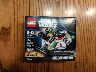 Lego Star Wars The Ghost Kit - Limited Edition