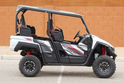 2018 Yamaha Motor Corp., USA Wolverine X4 SE Sport-Utility Utility Vehicles Kingman, AZ