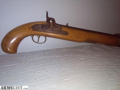 For Sale: Connecticut Valley Arms .45 pistol