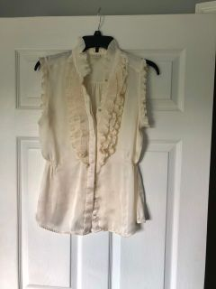 One Star Converse blouse size M