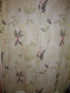 Bathroom Collection Shower Curtain Matching Items rugs towels etc.