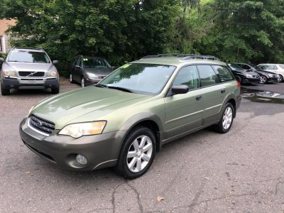 2006 Subaru Outback 2.5i (Seacrest Green Metallic)