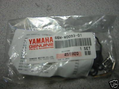 Buy YAMAHA FOUR STROKE 9.9 & 15 HP CARBURETOR KIT #66MW00930100 motorcycle in Hollywood, Florida, United States, for US $48.95