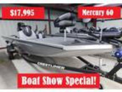 2018 Allison Boats XB-21 ProSport