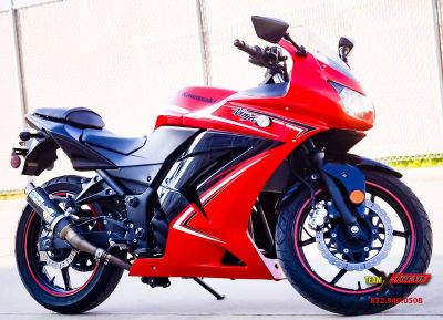 2012 Kawasaki Ninja 250R Sport Motorcycles Houston, TX