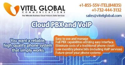 Cloud PBX and VoIP Service Provider in USA