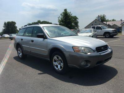 2007 Subaru Outback 2.5i Basic (Diamond Gray Metallic)