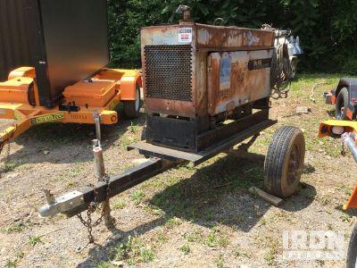 Miller Big 40G Engine Driven Welder