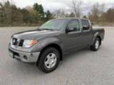 Used 2008 NISSAN FRONTIER For Sale