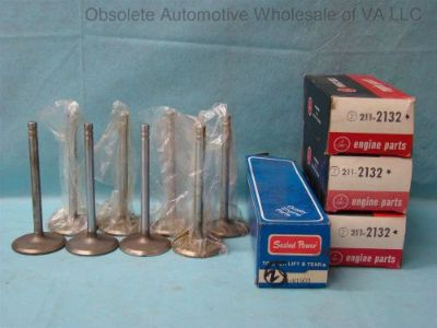 Find 70 - 74 Pontiac 455 HO 400 Intake Valve Set 8 GTO Firebird Grand Prix GM 9799370 motorcycle in Vinton, Virginia, United States, for US $136.00