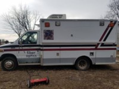 1994-1996 ford ambulance 7.3ltr auto