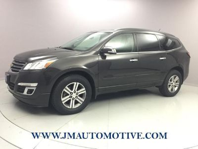 2015 Chevrolet Traverse AWD 4dr LT w/2LT (Tungsten Metallic)