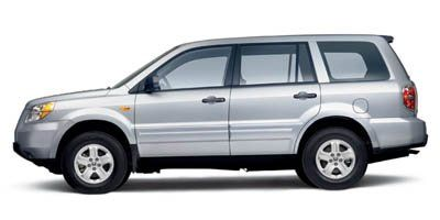 2007 Honda Pilot LX (Not Given)