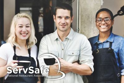 ServSafe® Food Safety Manager​ Certification