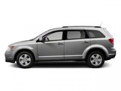 2012 Dodge Journey SXT (Bright Silver Metallic)