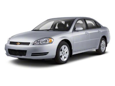 2013 Chevrolet Impala LTZ (Summit White)
