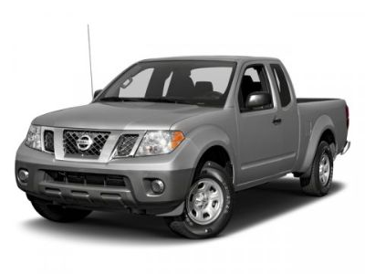 2016 Nissan Frontier XE (Brilliant Silver)
