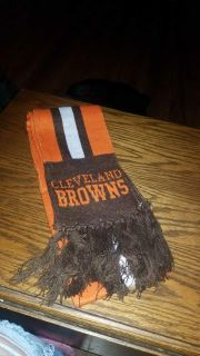 Browns new scarf