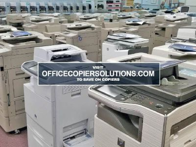 Canon Or Xerox Copiers - Lease or buy for 30-40% less now