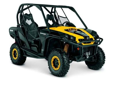 2014 Can-Am Commander 1000 XT-P Side x Side Utility Vehicles Rapid City, SD
