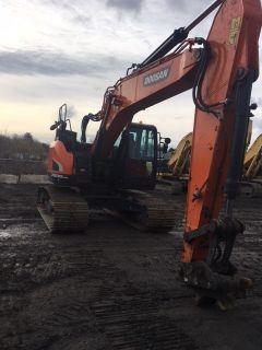 2015 Doosan Construction DX235LCR-5