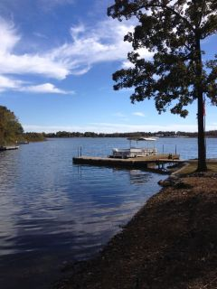crown lake front lot