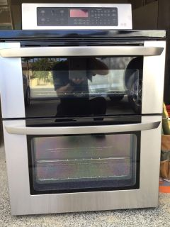 Lg Oven and Microwave