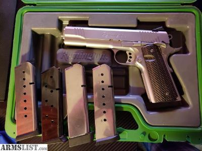 For Sale: Remington R1 Enhanced 1911 Gun and Ammo Bundle