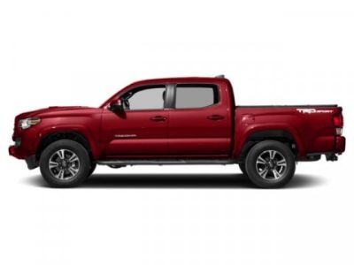 2019 Toyota Tacoma TRD Sport (Barcelona Red Metallic)