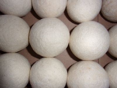 12XL Woolzies Highest Quality WOOL DRYER BALLS Natural Fabric Softener