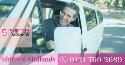 Man and Van Hire Birmingham