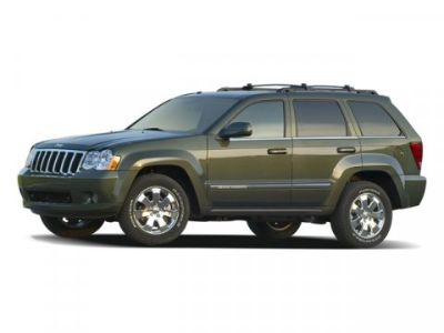 2009 Jeep Grand Cherokee Limited (Brilliant Black Pearl)
