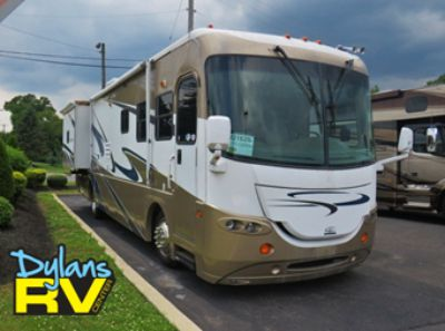 2006 Coachmen Cross Country 382DS