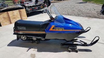 Yamaha Bravo