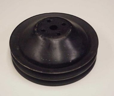 Find ORIGINAL 65 66 CORVETTE 396 427 CHEVELLE WATER PUMP PULLEY 3864480 CV L78 425 HP motorcycle in Fort Wayne, Indiana, United States, for US $395.00