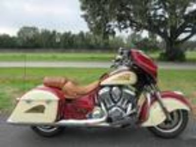 2015 Indian Chieftain Streetglide Touring