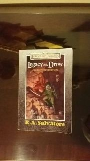 RA Salvatore -Forgotten Realms - Legacy of the Drow
